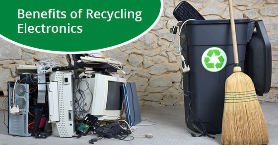 The Benefits Of Recycling Electronics - eCycle Solutions