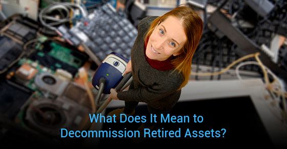 What Does It Mean to Decommission Retired Assets? - eCycle Solutions
