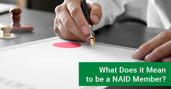 What Does It Mean To Be A NAID Member? - eCycle Solutions