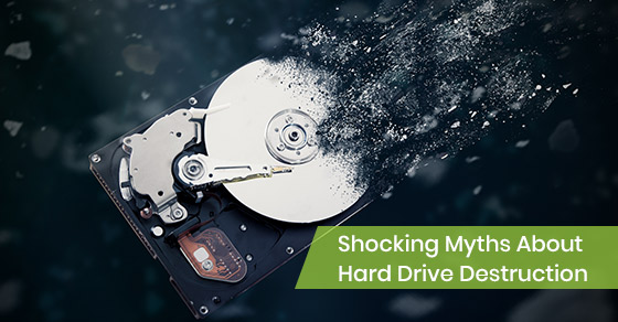 Shocking Myths About Hard Drive Destruction
