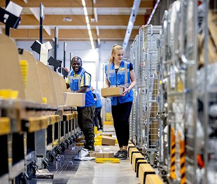 Warehousing & redeployment