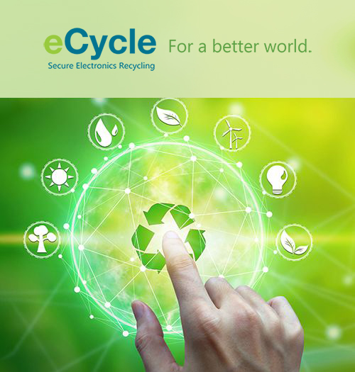 eCycle Solutions background image