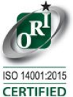 ISO 14001:2015 Certified - eCycle Solutions
