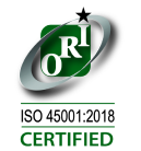 ISO 45001:2018 certified - eCycle Solutions