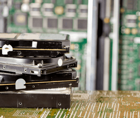Data Wiping And Hard Drive Destruction - eCycle Solutions